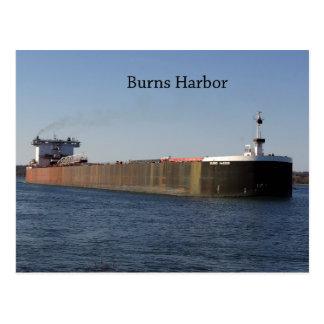 Burns Harbor post card