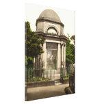 Burns Mausoleum, Dumfries, Scotland Gallery Wrapped Canvas