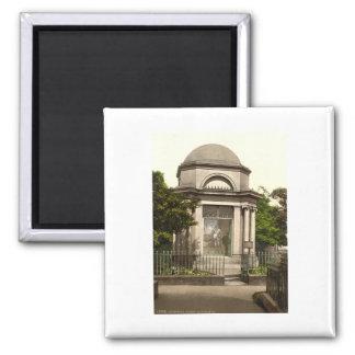 Burns Mausoleum, Dumfries, Scotland Fridge Magnets