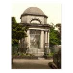 Burns Mausoleum, Dumfries, Scotland Post Card