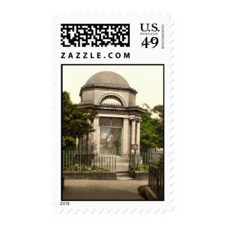 Burns Mausoleum, Dumfries, Scotland Stamps