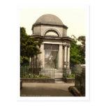 Burns Mausoleum, Dumfries, Scotland Postcards