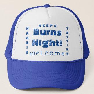 Burns Night!  Trucker Hat