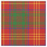 Burns Scottish Clan Tartan Fabric