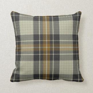 Burns Tartan Pillow