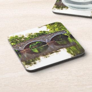 Burnside Bridge Antietam Drink Coaster