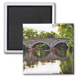 Burnside Bridge Antietam Magnet