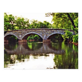 Burnside Bridge Antietam Post Card