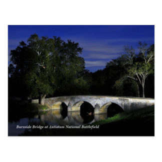 Burnside Bridge at Antietam National Battlefield Postcard