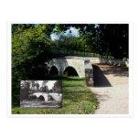 Burnside Bridge Postcard