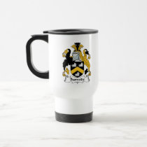 Burnside Family Crest Mug