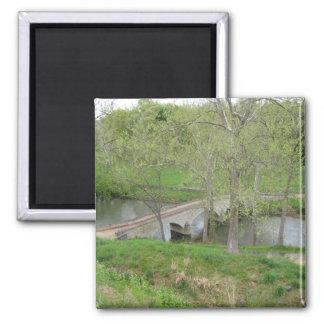 Burnside's Bridge, Antietam Creek, Sharpsburg, MD Magnet