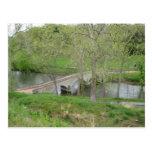 Burnside's Bridge, Antietam Creek, Sharpsburg, MD Postcard