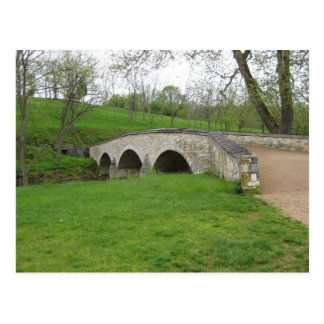 Burnside's Bridge, Antietam Creek, Sharpsburg, MD Postcard