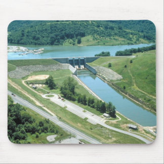 Burnsville Lake and Dam Mouse Pad
