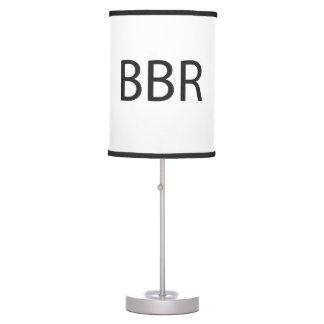 Burnt beyond repair.ai table lamps