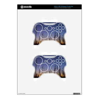 Burnt-Forest Xbox 360 Controller Skins