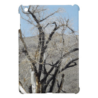 Burnt Gnarly Tree Case For The iPad Mini