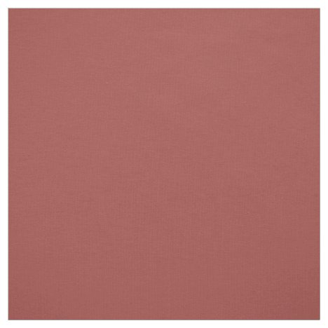 Burnt ombre red ochre fabric