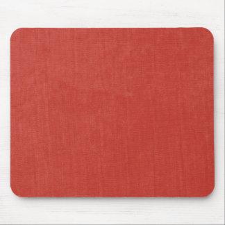 Burnt Orange Canvas Background Mouse Pad