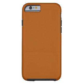 Burnt Orange iPhone 6 Tough Tough iPhone 6 Case