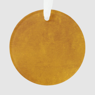 Burnt Orange Magic Ornament