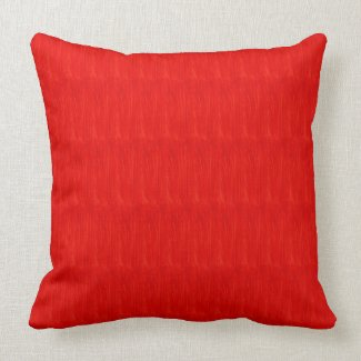 Burnt Orange Throw Pillow