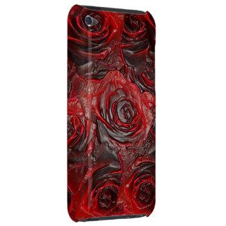 Burnt Rose iPod Case-Mate Case