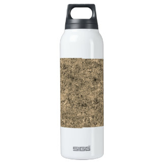 Burnt Sand Tiling Texture 16 Oz Insulated SIGG Thermos Water Bottle