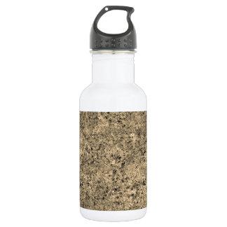 Burnt Sand Tiling Texture 18oz Water Bottle