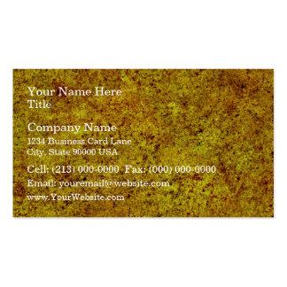 Burnt Sand Tiling Texture Business Card Templates