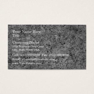 Burnt Sand Tiling Texture Business Card