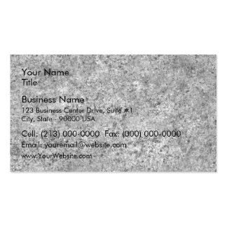 Burnt Sand Tiling Texture Double-Sided Standard Business Cards (Pack Of 100)
