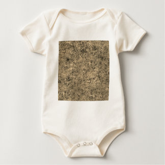 Burnt Sand Tiling Texture Rompers