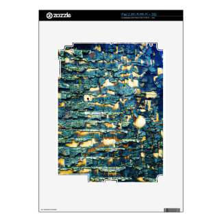 Burnt shingles skins for iPad 2