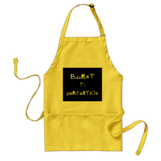 Burnt to Perfection grill apron