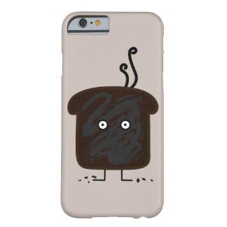 Burnt Toast smoke crumbs ashes bread Barely There iPhone 6 Case