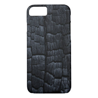 Burnt Wood Texture iPhone 8/7 Case