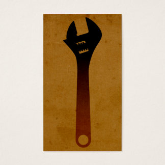 Burnt Wrench Business Cards