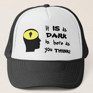 Burntbulb Trucker Hat