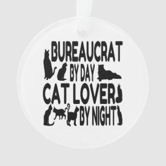 Burócrata del amante del gato