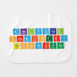 Analytical Chemistry Techniques  Burp Cloth
