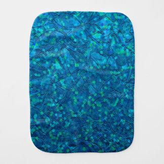 Burp Cloth Grunge Relief Background