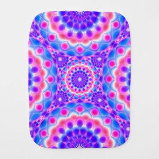 Burp Cloth Mandala Psychedelic Visions Burp Cloths