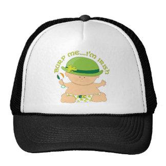 Burp Me...I'm Irish Trucker Hats