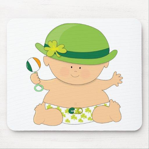 Burp me… que soy irlandés alfombrilla de ratones