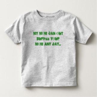 Burpee Mom Toddler T-shirt