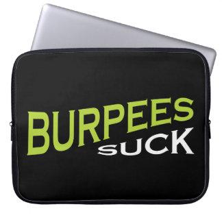 Burpees chupa - la inspiración divertida manga computadora
