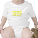 Burpees es diversión dijo nadie nunca trajes de bebé