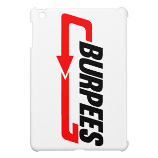 Burpees Exercise Cover For The iPad Mini